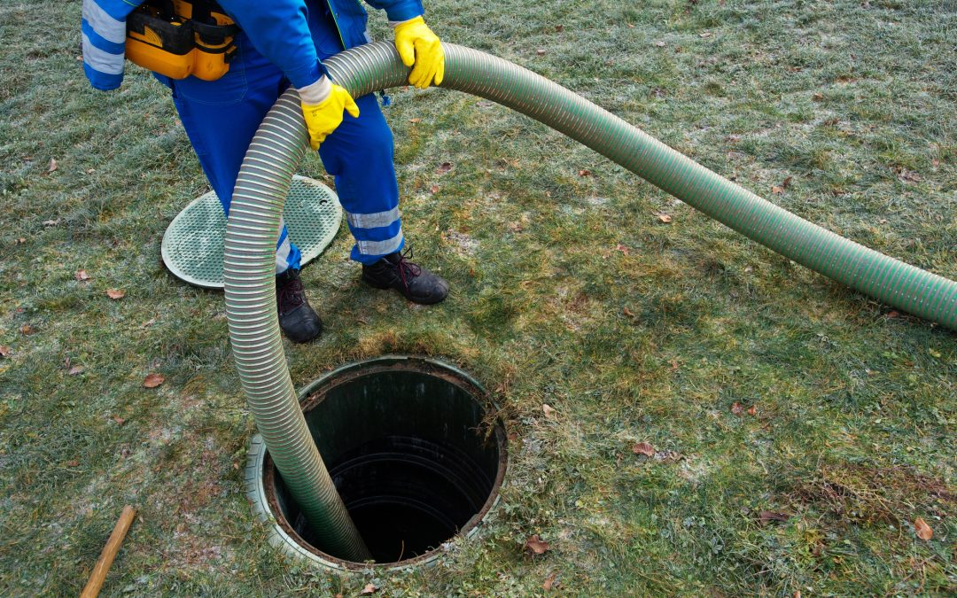 What's That Smell? 5 Tell-Tale Signs of Septic Tank Problems